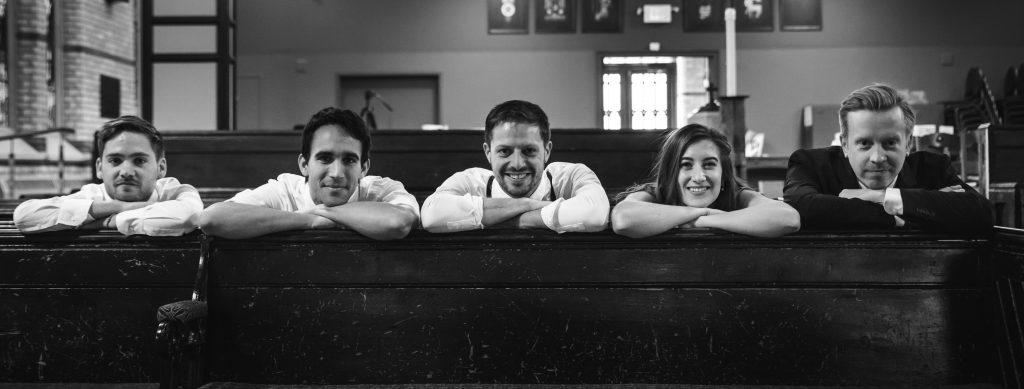 The Redeemers – A Cappella Doo-Wop Group – Promo Photo 004. Photo credit: Sam Moffatt